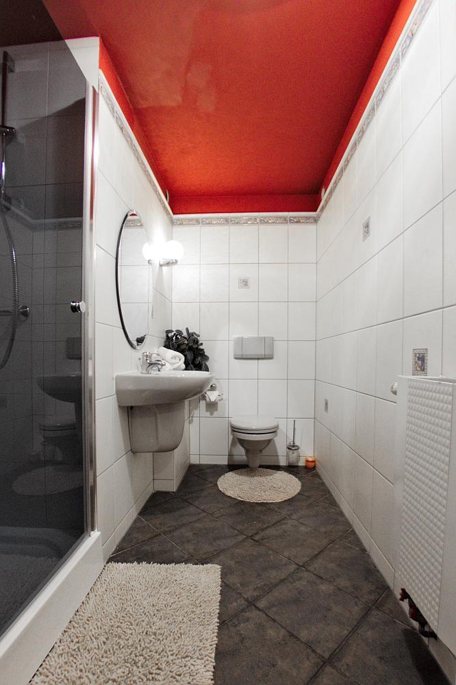 Łazienka - parter
